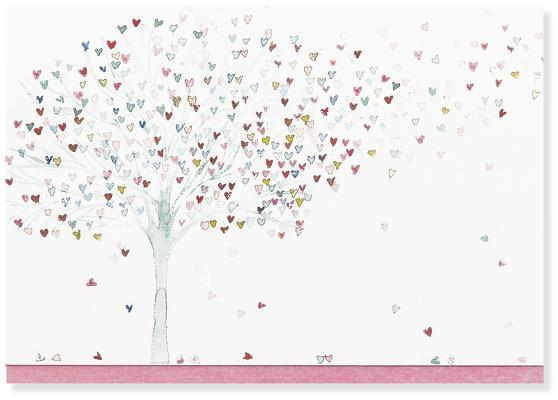 Tree of Hearts Note ...