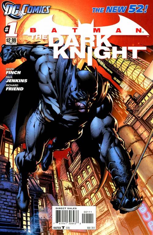 Batman: The Dark Knight Vol.2 #1