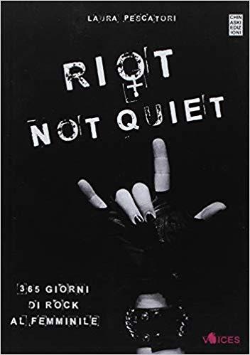 Riot not quiet