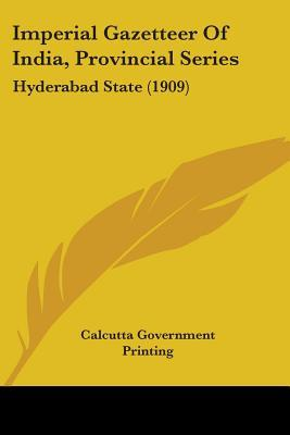 Imperial Gazetteer Of India, Provincial Series