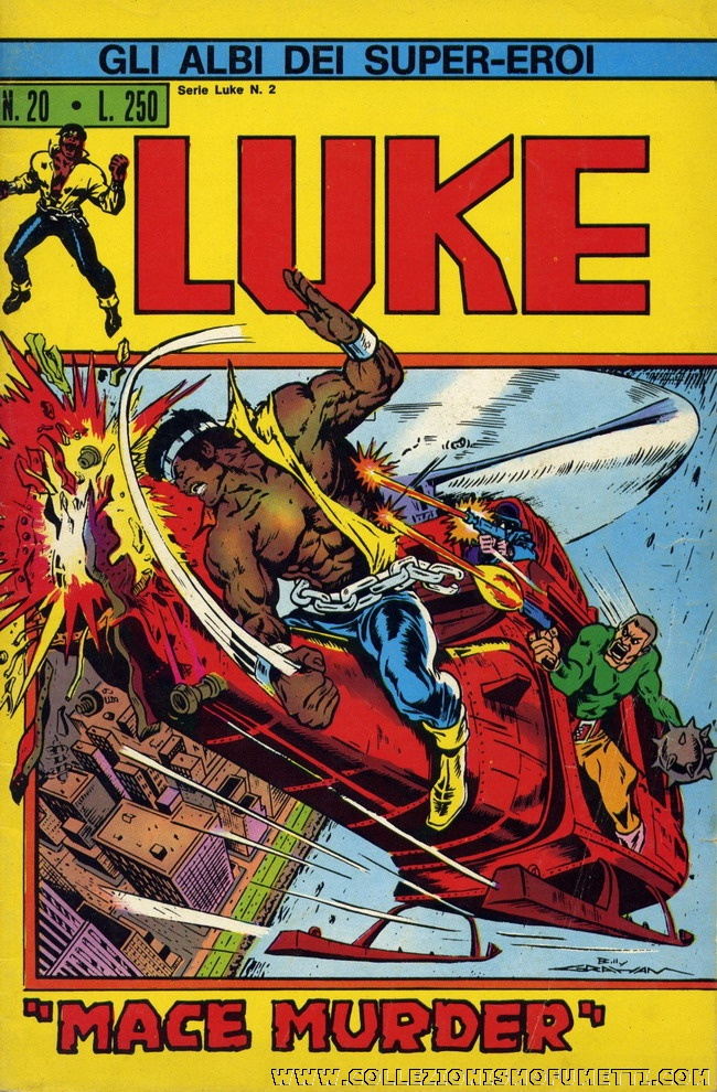 Gli Albi dei Super-Eroi n. 20