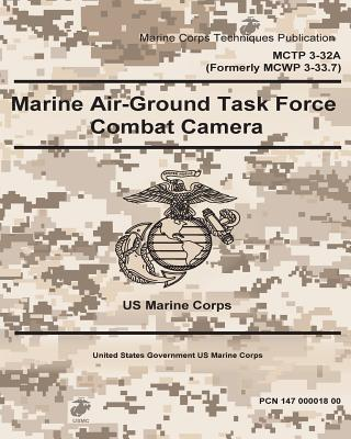 Marine Corps Warfighting Publication 3-33.7, Marine Air-ground Task Force