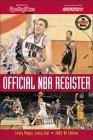 Official NBA Register