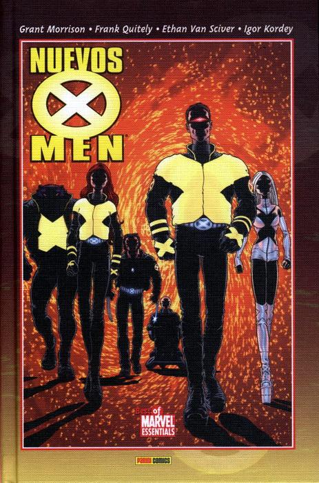 Best of Marvel Essentials: Nuevos X-Men Vol.1 #1 (de 7)
