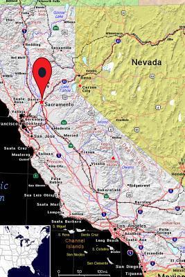 Sacramento, California Pinned on the Map Journal