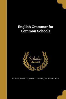 ENGLISH GRAMMAR FOR COMMON SCH