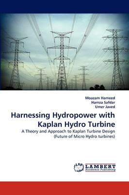 Harnessing Hydropower with Kaplan Hydro Turbine