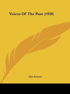 Voices of the Past (1920)