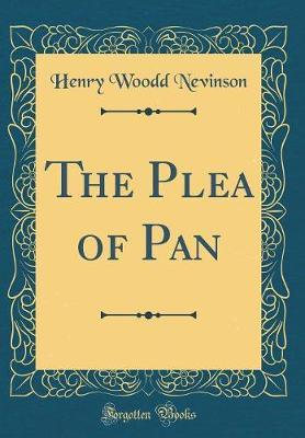 The Plea of Pan (Classic Reprint)