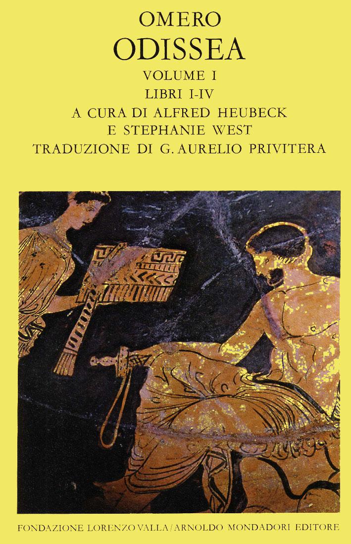 Odissea / Libri I-IV