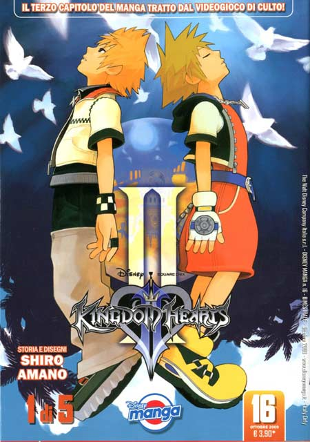 Kingdom Hearts II #1