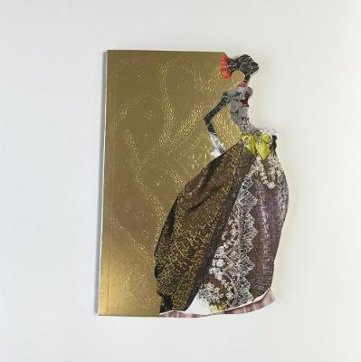Madone Nubienne A5 Notebook