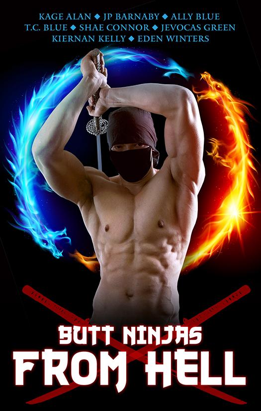 Butt Ninjas from Hell