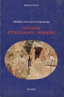 Sovana, Pitigliano, Sorano