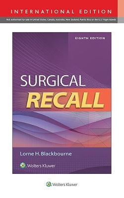 Surgical Recall, International Edition