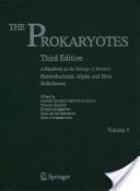 The Prokaryotes: Proteobacteria - Alpha and Beta Subclass v. 5