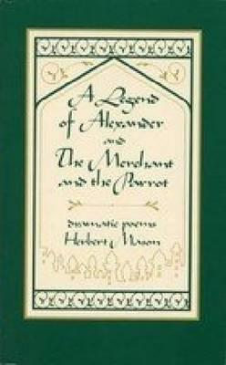 A Legend of Alexander and the Merchant and the Parrot