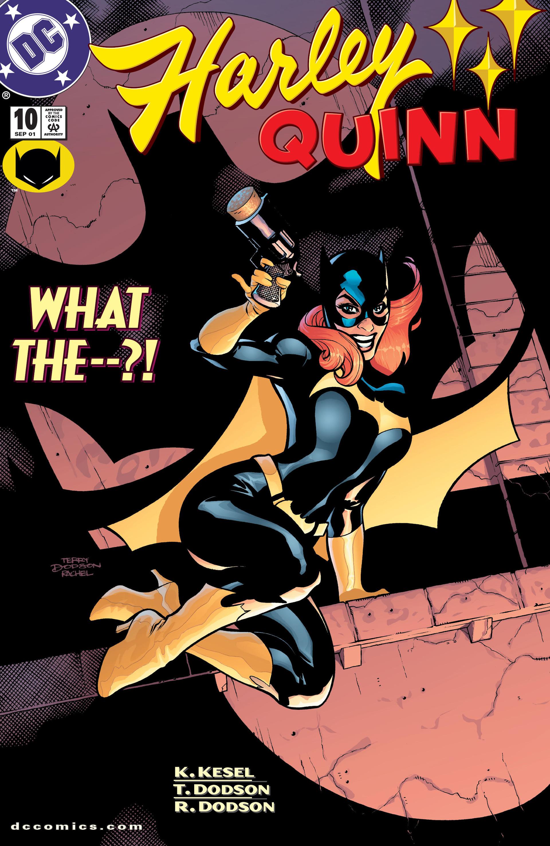 Harley Quinn Vol.1 #10