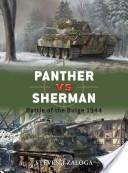 Sherman vs Panther