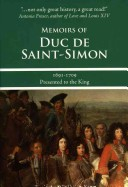 Memoirs of Duc de Saint-Simon, 1691-1709