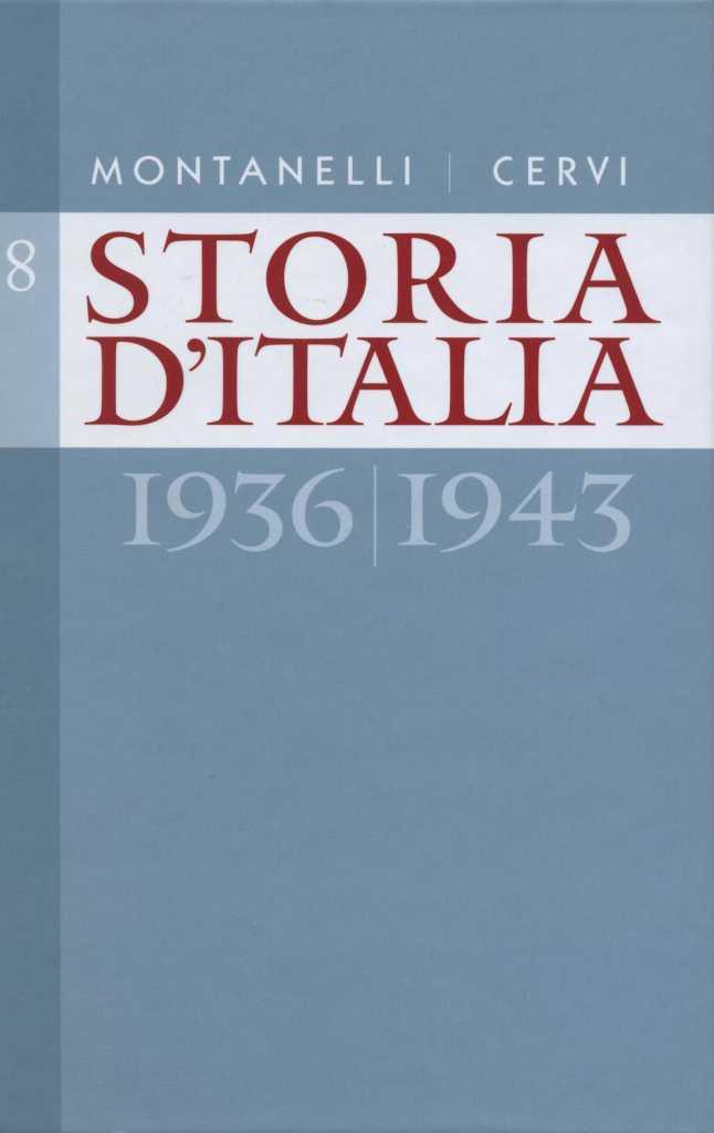 Storia d'Italia vol. 8