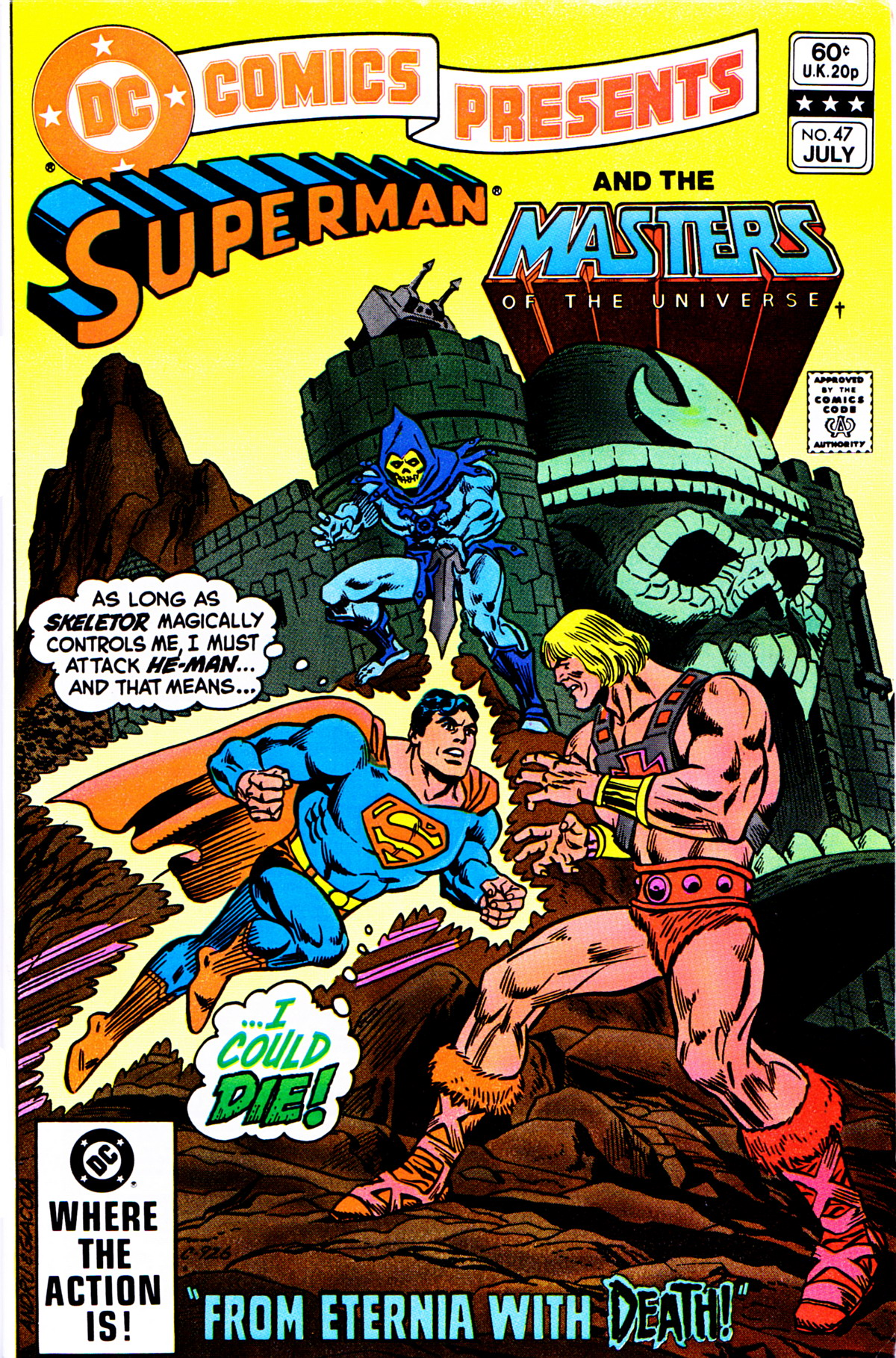 DC Comics Presents n...