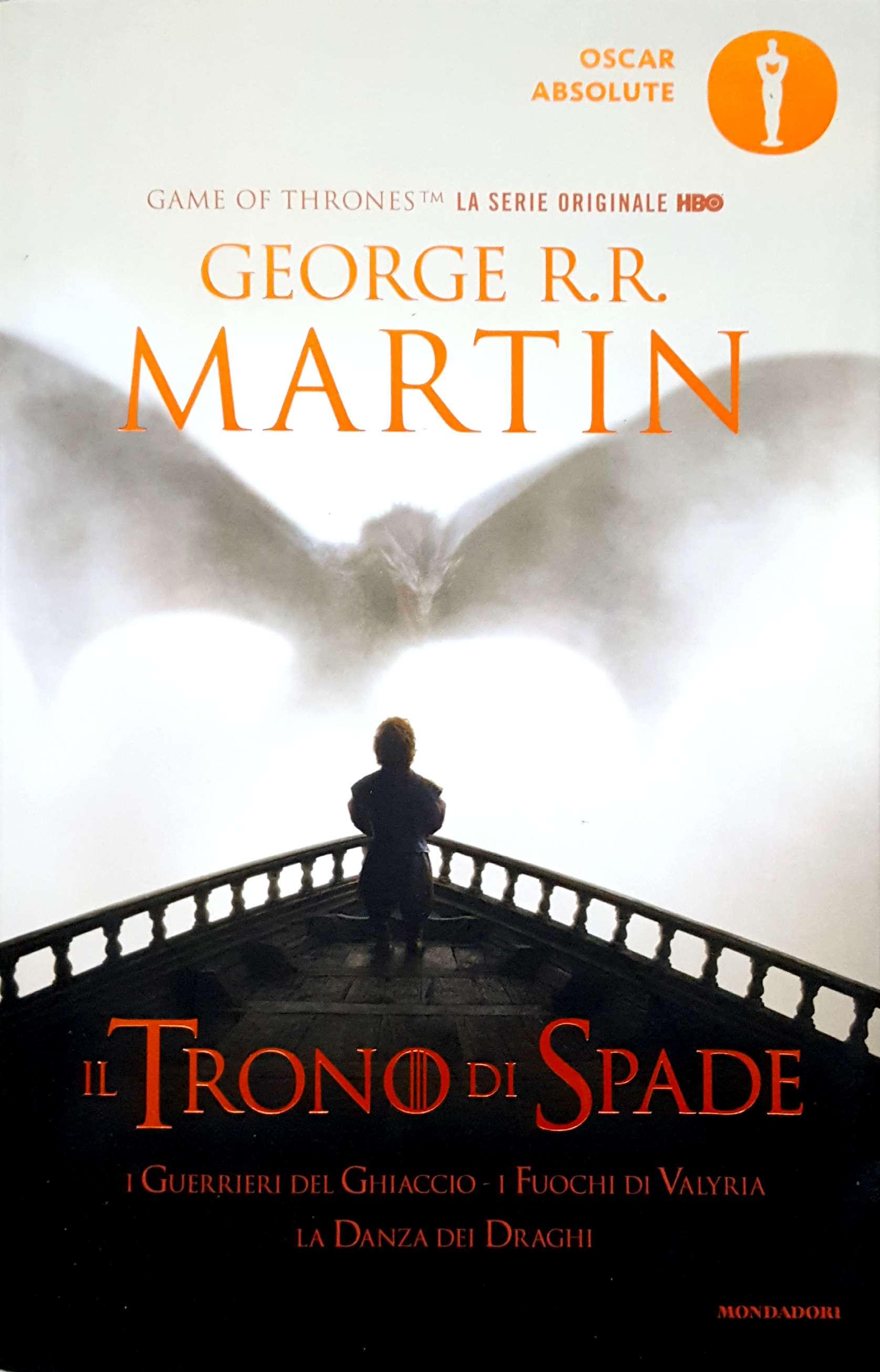 Il Trono di Spade - Libro quinto delle Cronache del ghiaccio e del fuoco