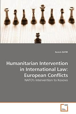 Humanitarian Intervention in International Law