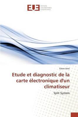 Etude et Diagnostic de la Carte Électronique d'un Climatiseur