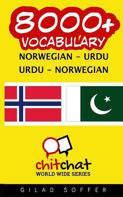 8000+ Norwegian Urdu Urdu-norwegian Vocabulary