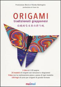 Origami tradizionali...