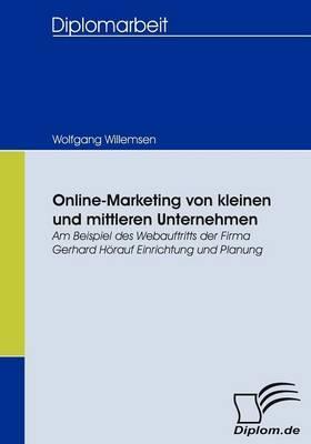 Online-Marketing von kleinen und mittleren Unternehmen