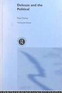 Deleuze and the Pol�...