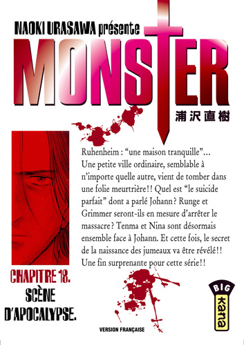 Monster, Tome 18