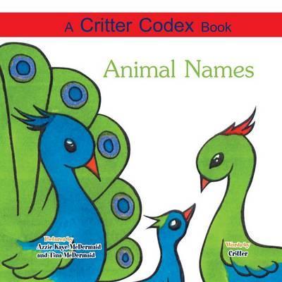 A Critter Codex Book