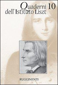 Quaderni dell'Istituto Liszt