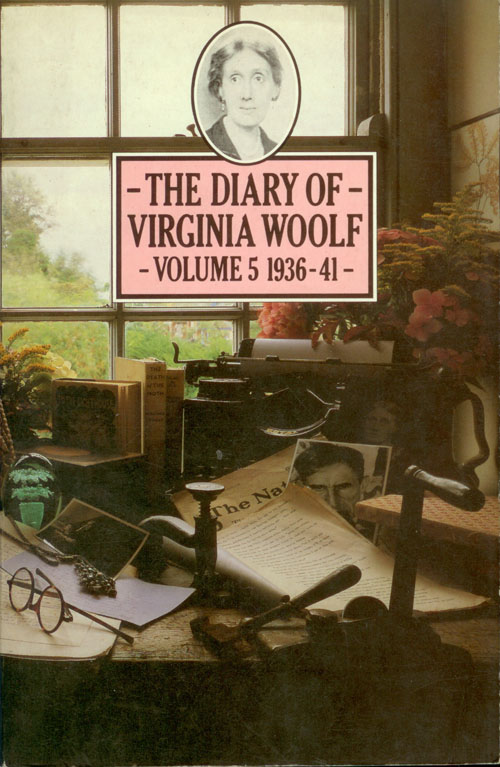 The Diary of Virginia Woolf, Vol. 5: 1936-41