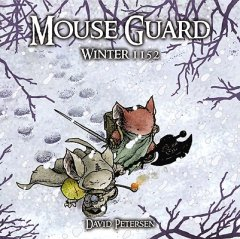 Mouse Guard: Winter ...