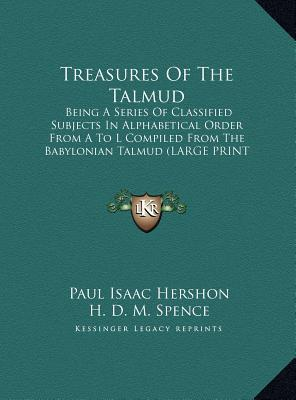 Treasures Of The Talmud