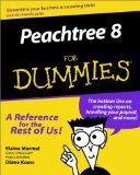 Peachtree 8 for dummies