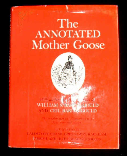 The Annotated Mother Goose