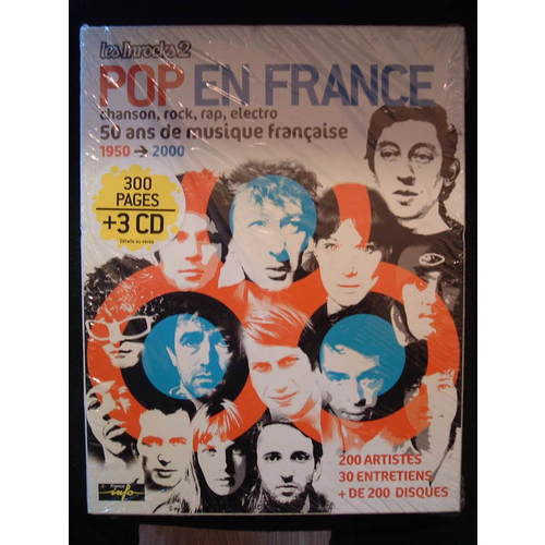 Pop en France