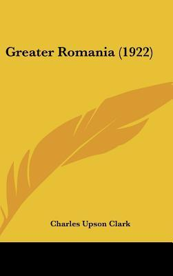Greater Romania (1922)