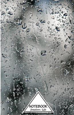 Notebook Journal Dot-grid Water Drop Pattern