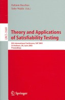 Theory and applications of satisfiability testing