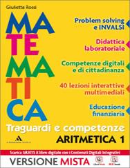 Matematica: traguardi e competenze - Vol. 1