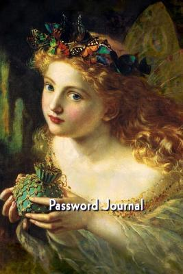 Fairy Queen Password Journal