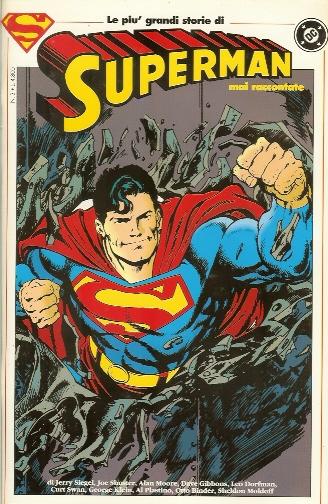 Le più grandi storie di Superman mai raccontate n. 3