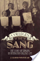 When Colleges Sang