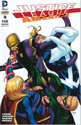 Justice League America n. 18